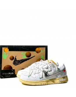 """Nike Dunk Low x Off-White """"lot 01 of 50"""""""