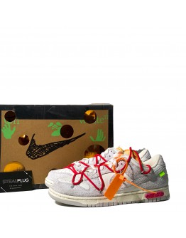 """Nike Dunk Low x Off-White """"Lot 40 of 50"""""""