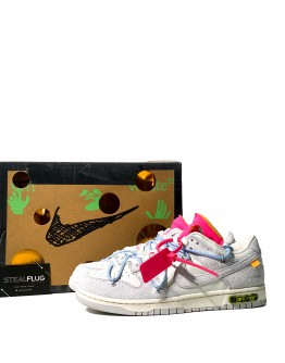 """Nike Dunk Low x Off-White """"Lot 38 of 50"""""""