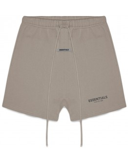 """Fear Of God Essentials Sweat Shorts """"Taupe"""""""
