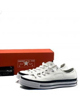 Converse x Moncler x Fragment Chuck Taylor All-Star 70s Ox 7 White