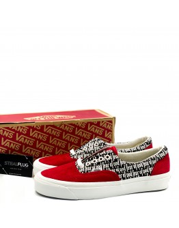 """Vans x Fear Of God Era 95 DX """"Collection 2 Red"""""""
