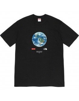 """Supreme SS20 The North Face One World Tee """"Black"""""""