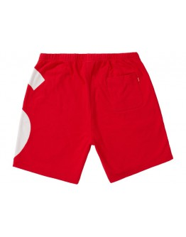 "Supreme SS19 ""S"" Logo Shorts ""Red"""