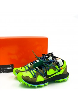 """Nike x Off-White Air Zoom Terra Kiger 5 """"Electric Green"""""""