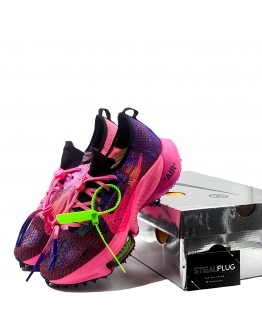 """Nike Air Zoom Tempo NEXT% X Off-White """"Racer Blue Pink Glow"""""""